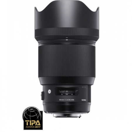 Sigma 85mm F1.4 DG HSM Nikon [A] RS125030160-1