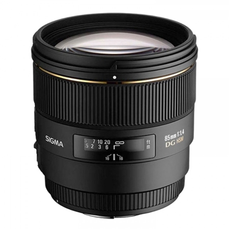 Sigma 85mm F1.4 EX DG HSM Canon - RS49509554-1