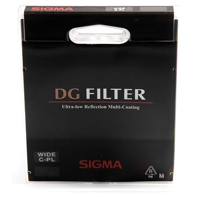 Sigma CPL DG - filtru polarizare circulara 105mm