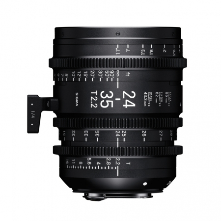 Sigma Cinema 24-35mm T2.2 E mount