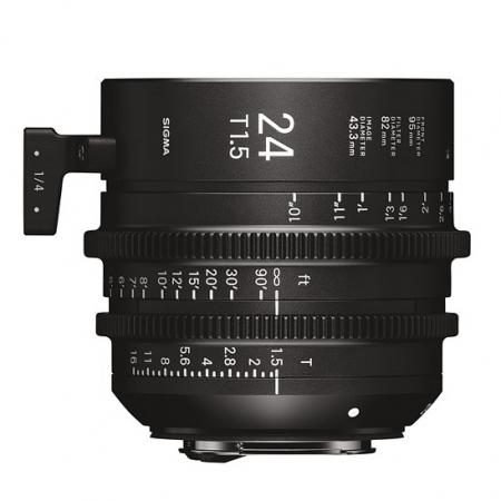 Sigma Cinema 24mm T1.5 - Canon EF