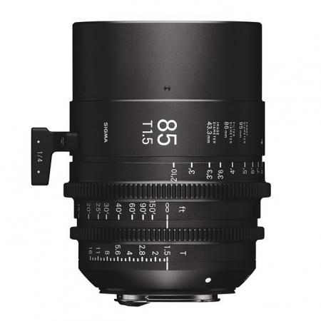 Sigma Cinema 85mm T1.5 - Sony E