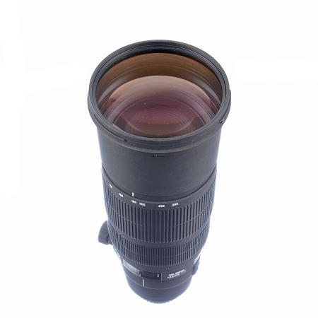 Sigma EX 120-300mm f/2.8 APO - Canon - SH7310