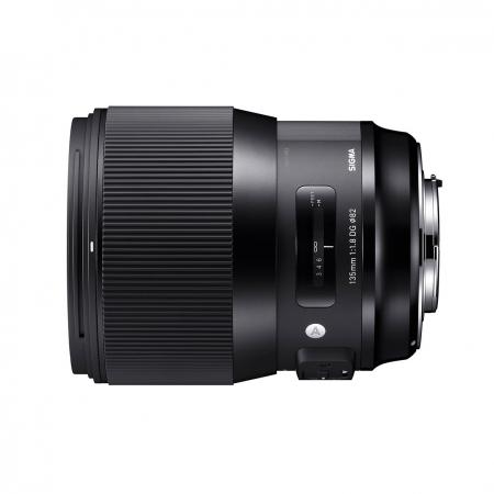 Sigma Obiectiv 135mm f/1.8 DG HSM Art - montura Nikon, negru