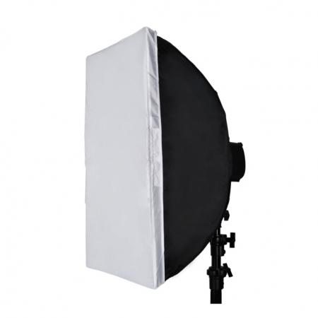 Softbox pentru lampa cu 5 socluri E27