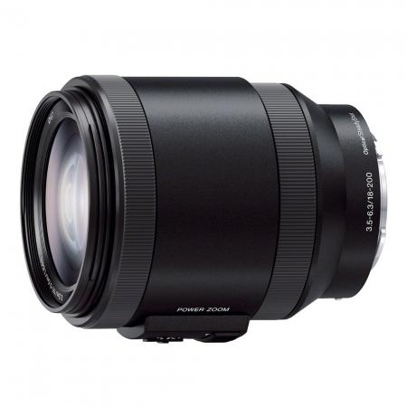 Sony 18-200 OSS F3.5-6.3 PowerZoom - montura Sony E (SELP18200)