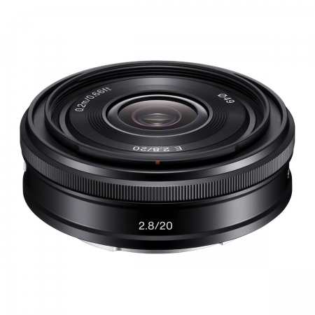 Sony 20mm f/2.8 Alpha E-mount - RS125011097