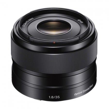 Sony 35mm f/1.8 OSS Alpha E-mount RS1051627-1