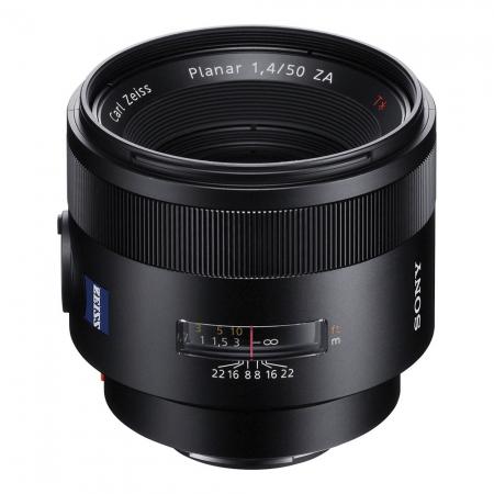 Sony 50mm f/1.4 Carl Zeiss Planar T* ZA FE A-mount RS125007165