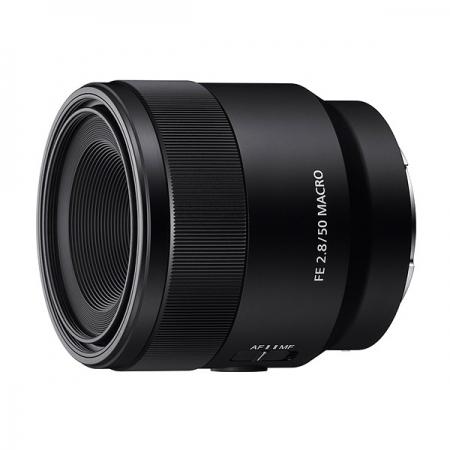 Sony 50mm f/2.8 Macro 1:1 FE E-mount