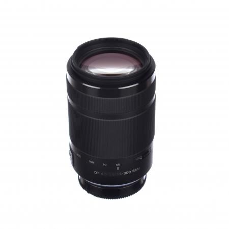 Sony 55-300mm f/4.5-5.6 DT - Montura Sony Alpha - SH6577