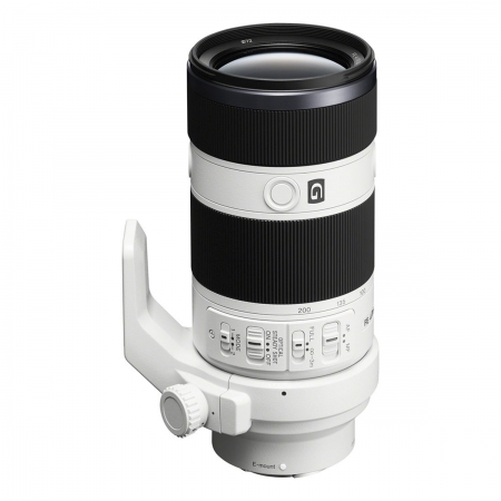 Sony 70-200mm f/4.0 OSS G FE alb E-mount - RS125014592