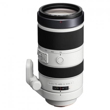Sony 70-400mm f/4-5.6 G SSM II - super-teleobiectiv