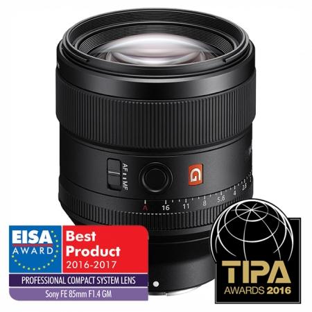 Sony 85mm f/1.4 GM FE E-mount RS125024887-1