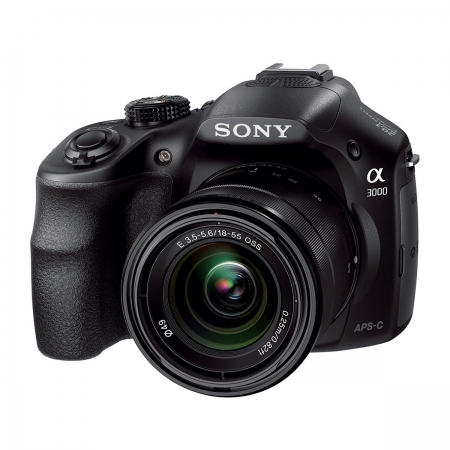 Sony A3000 + SEL18-55 F3.5-5.6 E Mount Wi-Fi/FullHD RS125007308