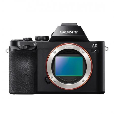 Sony A7 Body senzor 24.3MP Full Frame Exmor CMOS RS125008314-6