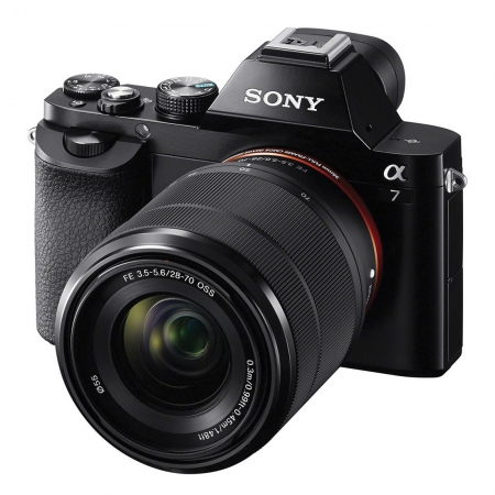 Sony A7 Kit  FE 28-70mm f/3.5-5.6 OSS - RS125008316-8