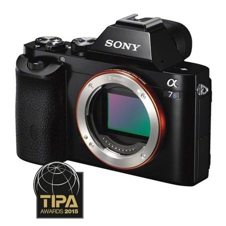 Sony A7S body - 12.2Mpx Full Frame, 4K necomprimat prin HDMI, Wi-Fi