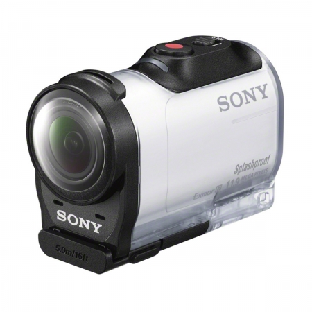 Sony Action Cam Mini HDR-AZ1 + live remote + wearable kit