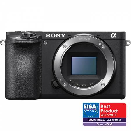 Sony Alpha A6500 black body - RS125030601-1