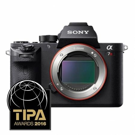Sony Alpha A7R II body