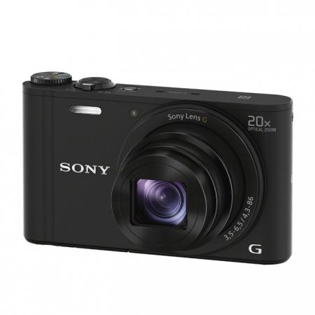 Sony Aparat foto DSC-WX350B Negru RS125011622-2