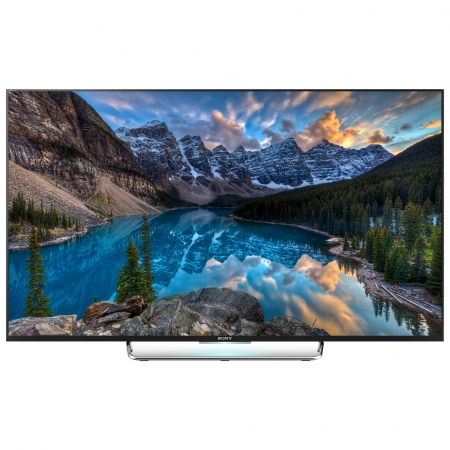 Sony Bravia 55W808C - Televizor Smart Android, 3D, LED, 139 cm, Full HD
