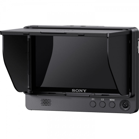 Sony CLM-FHD5 Clip-on LCD-Monitor - monitor extern 5