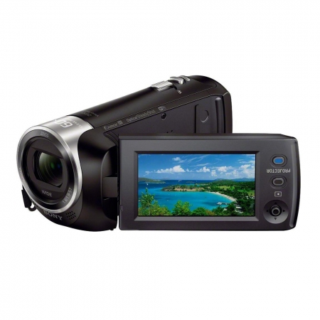 Sony Camera video HDR-PJ410 HD Zoom 30x + proiector RS125017046-2
