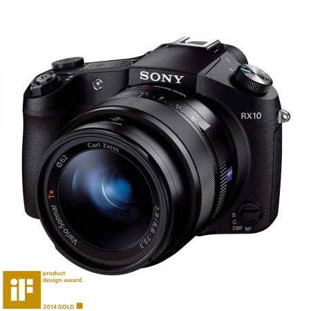 Sony Cyber-shot DSC-RX10 - 20.2MP 1, Obiectiv Carl Zeiss 24-200mm f/2.8