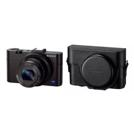 Sony DSC-RX100 II  + Toc LCJRXFB