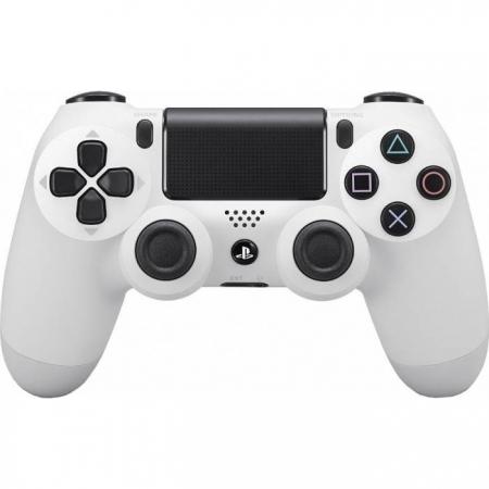 Sony Dualshock 4 v2 - Controller pentru PS4, Alb
