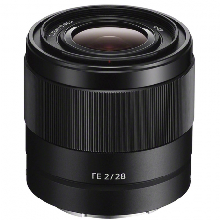 Sony FE 28mm f/2 SEL28mm