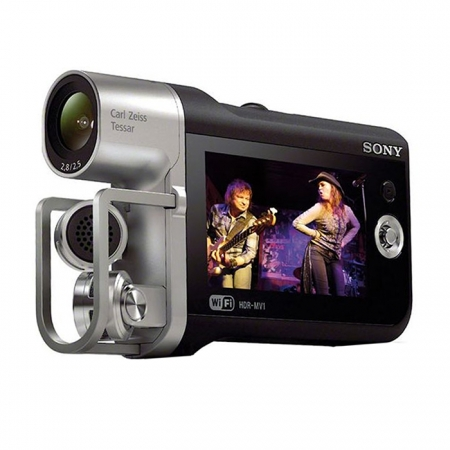 Sony HDR-MV1 reportofon sunet/video RS125007552