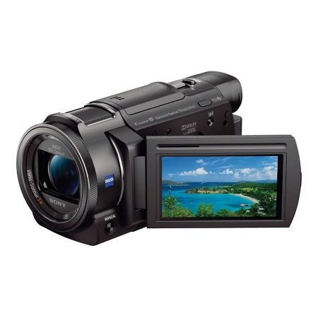 Sony Handycam FDR-AX33 - Camera video 4K