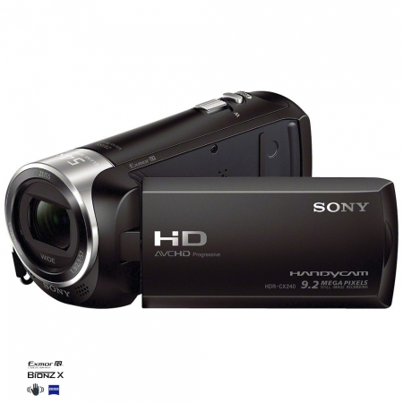 Sony Handycam HDR-CX240