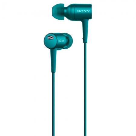 Sony Hi Res MDR-EX750 - casti audio in ear, albastru