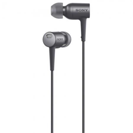 Sony Hi Res MDR-EX750 - casti audio in ear, negru