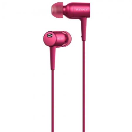 Sony Hi Res MDR-EX750 - casti audio in ear, roz