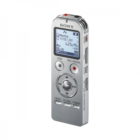 Sony ICD-UX533S - reportofon 4GB argintiu