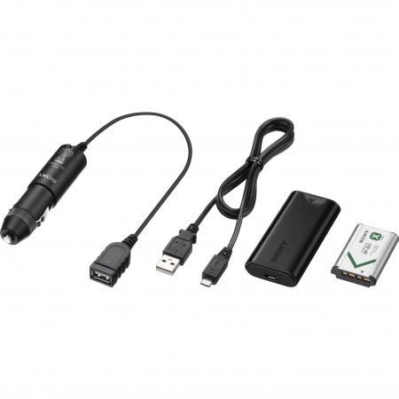 Sony Kit incarcator auto pentru Action Cam