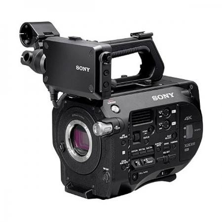 Sony PXW-FS7 - camera video profesionala Super 35 (XDCAM)