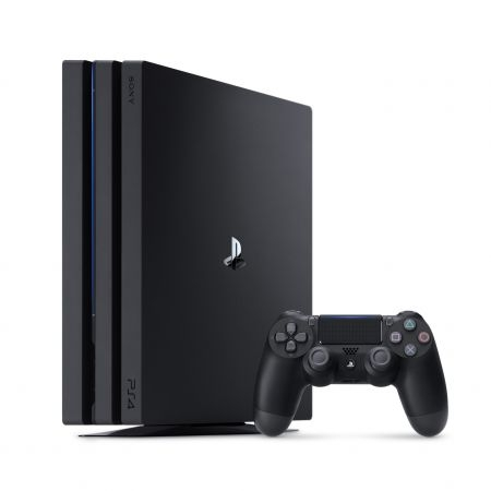 Sony Playstation 4 PRO - Consola gaming, 1TB - negru