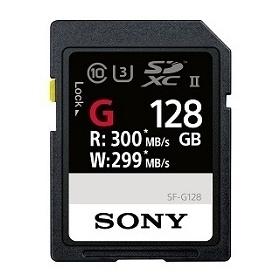Sony SF-G SDXC 128GB, Class10, 300MB/s, UHS-II