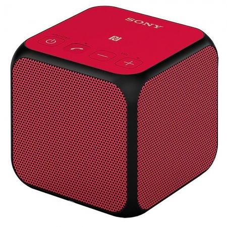 Sony SRS-X11 - Boxa portabila cu Bluetooth si NFC, rosu