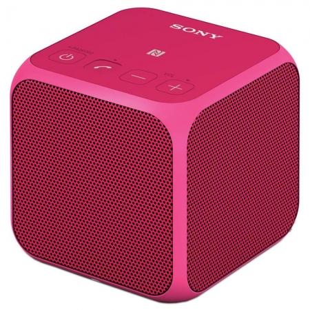 Sony SRS-X11 - Boxa portabila cu Bluetooth si NFC, roz