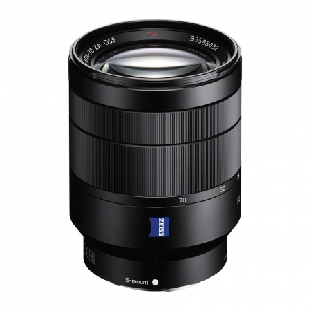 Sony Vario-Tessar T* FE 24-70mm f/4 ZA OSS - E-mount