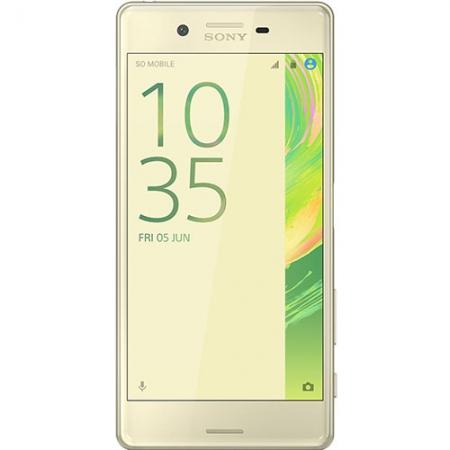 Sony Xperia XA - 5'', Dual Sim, Octa Core, 2 GB RAM, 16GB, 4G - Galben
