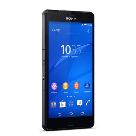"Sony Xperia Z3 compact – HD 4.6"" Quad-core 2.5 GHz 2 GB RAM 16gb 4G negru"