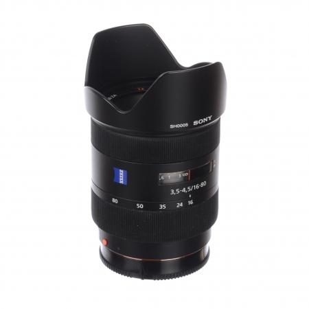 Sony Zeiss 16-80mm f/3.5-4.5 Carl Zeiss T* - pt Sony Alpha SH6659-2
